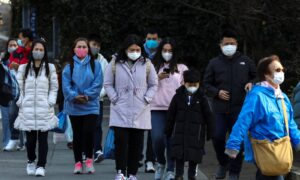 US Warns of 'Apparent Community Spread' of Coronavirus in Countries Outside China