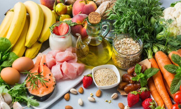 The Mediterranean diet has garnered another verified health claim after researchers discovered it fostered gut bacteria associated with improved cognition and healthy aging. (Antonina Vlasova/Shutterstock)