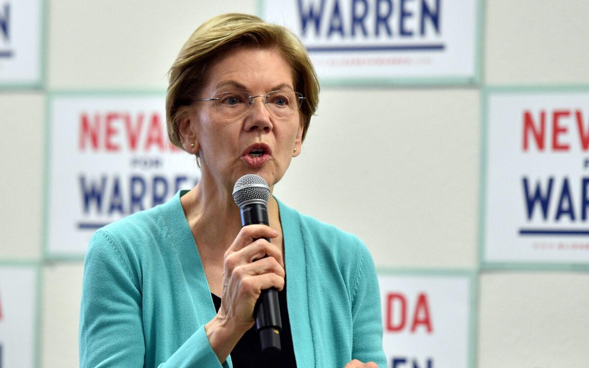 Warren Reverses Position on Super PACs