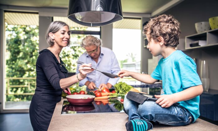 Researchers believe that a person's protein needs change with age and that vegetable protein causes fewer health issues. (oneinchpunch/Shutterstock)