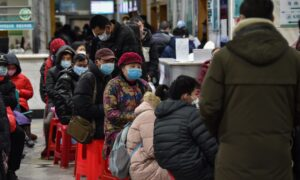 Source: Many Medical Staff Infected at Major Hospital in Wuhan, China, After Treating Coronavirus Patients
