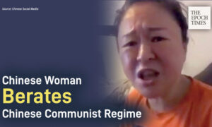 Chinese Woman Berates Chinese Communist Regime After Losing Relatives to COVID-19