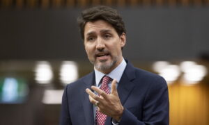 Trudeau Says Time for 'Unacceptable and Untenable' Blockades to End, Injunctions Must be Obeyed