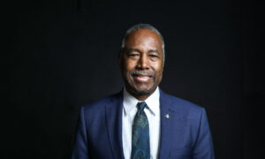 Sec. Ben Carson: On Revitalizing Communities & Ending Foster Youth Homelessness