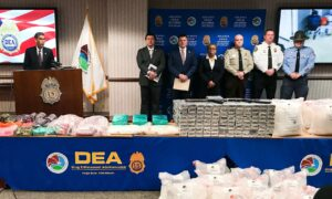 DEA to Crack Down on Meth Trafficking Hubs as Drug Overdose Deaths Rise