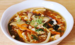 Hot and Sour Soup, Better Than Takeout