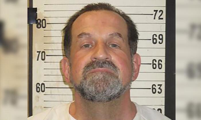 Nicholas Sutton. (Tennessee Department of Correction via AP)
