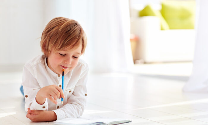 A fun exercise to share with your child is to maintain a you-and-me journal. Simply write to your child in a special journal designated to this process and ask for a response. (Shutterstock)