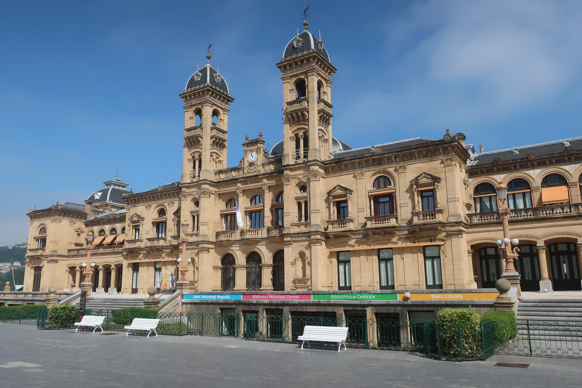 san sebastian city hall