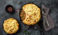 Embracing Winter With Shepherd's Pie