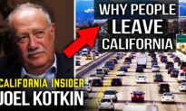 Why So Many People Are Leaving California: California Insider With Joel Kotkin