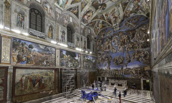Raphael's Divine 'Acts of the Apostles' Tapestries for the Sistine Chapel