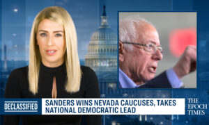 Sanders Wins Big in Nevada Caucuses