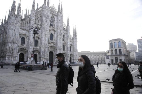 coronavirus in Italy