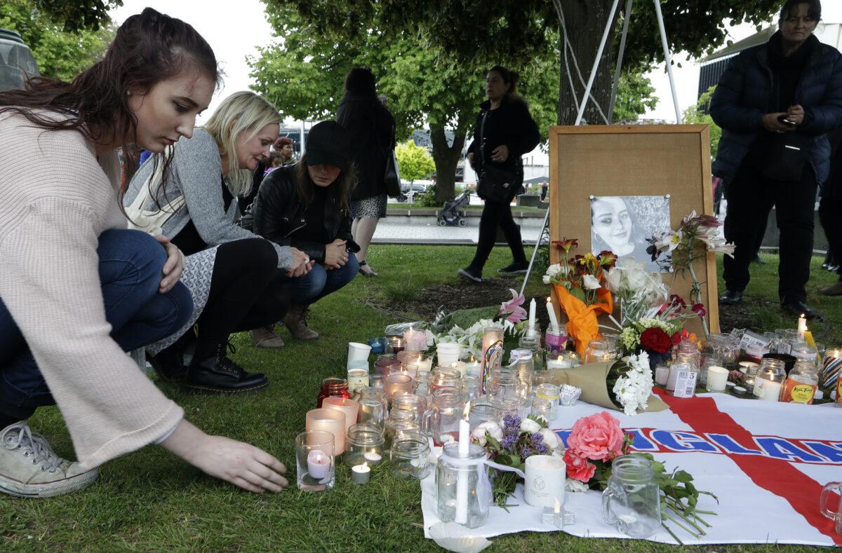 New Zealand Slain British Tourist