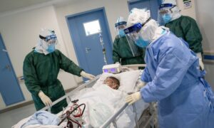 Study Finds High Death Rate for Clinically Ill Coronavirus Patients in China