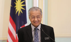 Malaysian King Accepts Mahathir's Resignation Amid Upheaval