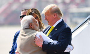 Trump Concludes India Visit as US-India Relationship Pushed to New Level