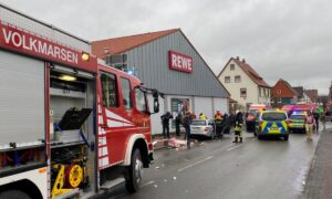 Car Plows Into German Carnival Parade, 10 Injured: Police