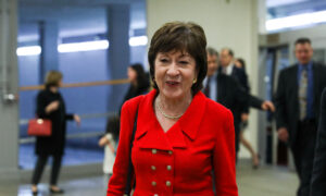 Sen. Collins Says Trump's Pick for DNI Lacks Experience