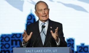 Bloomberg to Spend $100 Million to Help Biden in Florida