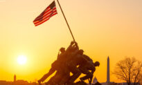 Iconic Photo of Marines' Flag-Raising During Battle of Iwo Jima Was Taken 75 Years Ago, Still Inspires