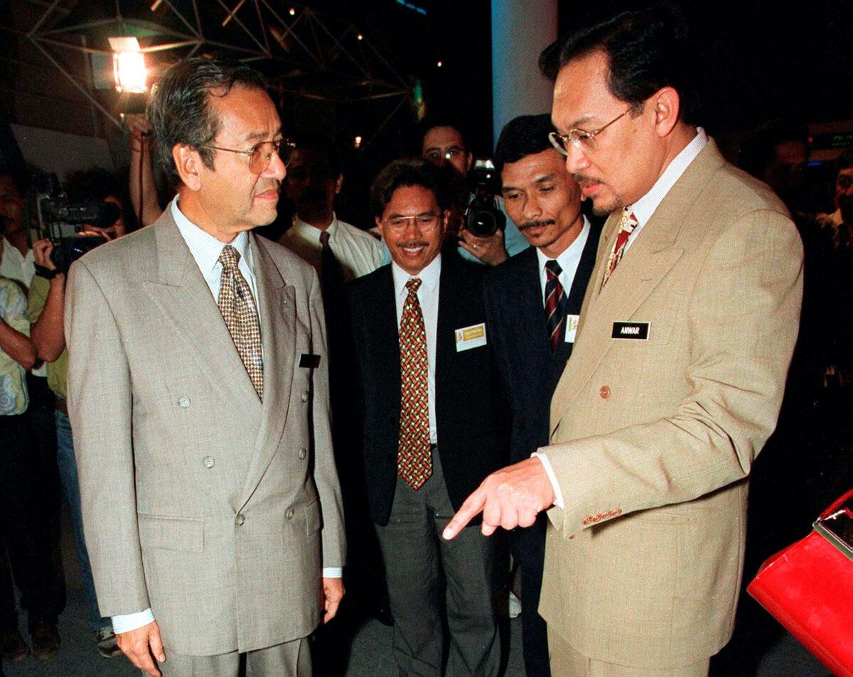 Malaysian leaders in Kuala Lumpur