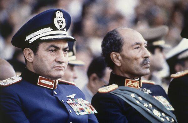 President Hosni Mubarak 2