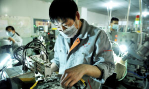 Chinese Economy Cratered in February Following Coronavirus Outbreak, Early Indicators Suggest