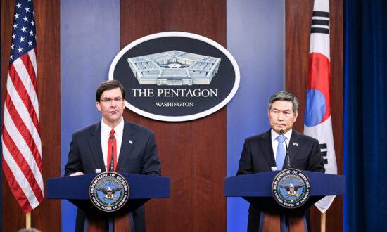 US, South Korea Eye Scaling Back Joint Training Over Coronavirus Concerns