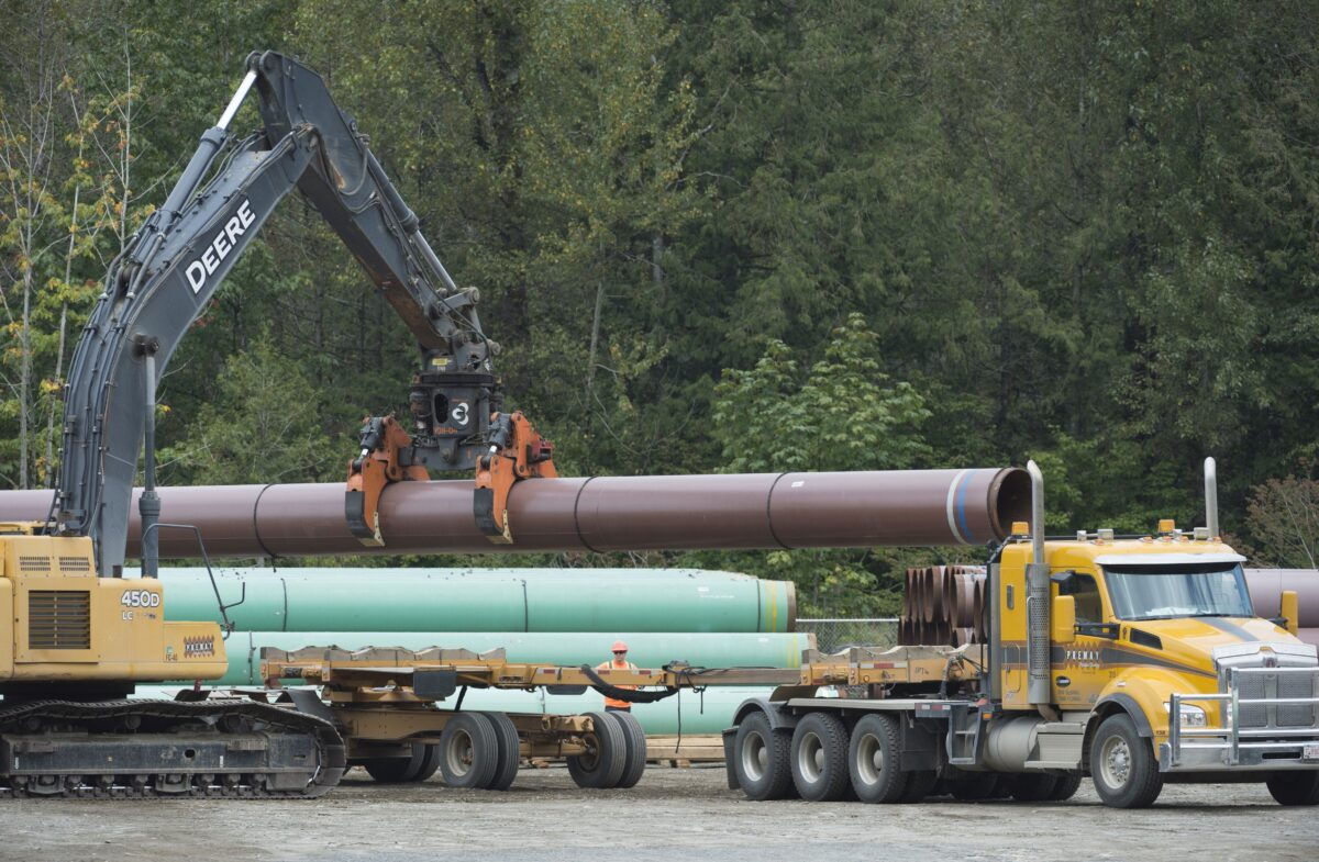 With Teck's Oilsands Mine Scrapped, TMX Next Target of Anti-Pipeline Activists, Says Expert