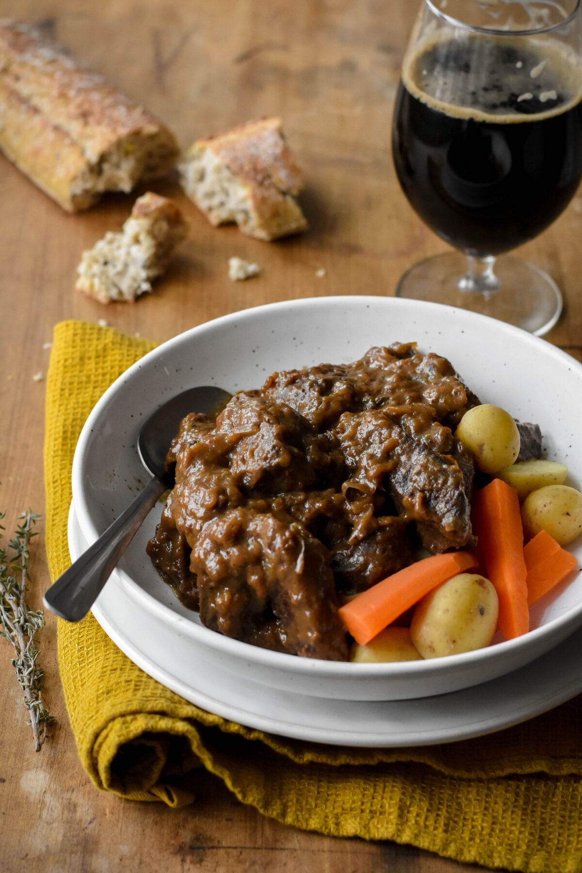 Beef and Beer Carbonnade (2)
