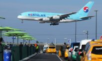 Korean Air Flight Attendant Diagnosed With Coronavirus