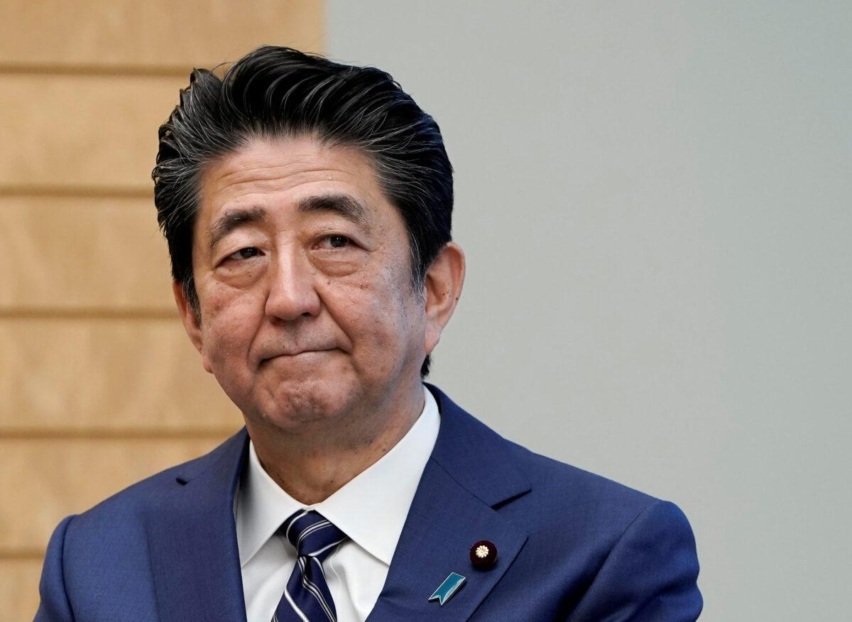 Japanese PM Shinzo Abe Asks All Schools to Close Over Coronavirus