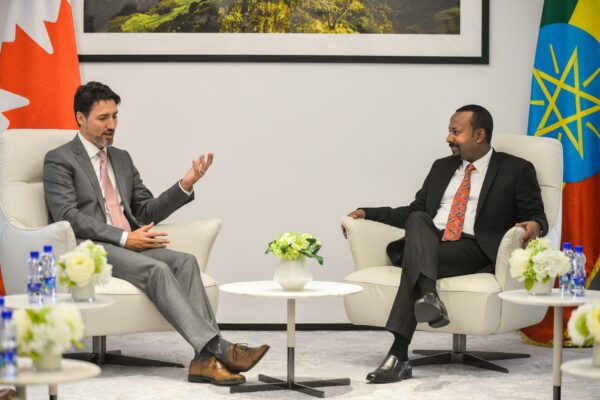 Justin-Trudeau-and-Abiy-Ahmed