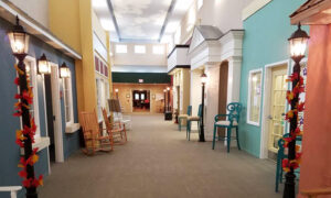 Nursing Home for Dementia Patients Designed to Look Like 1940s Neighborhood Comforts Elderly