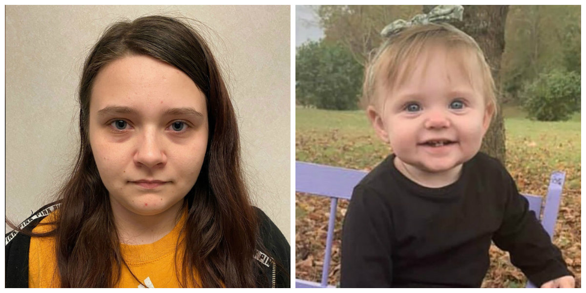 Megan Boswell, the mother of a Tennessee toddler missing for two months, was arrested