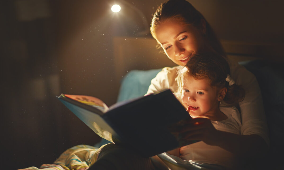 Once Upon a Time: The Importance of Fairy Tales for Children