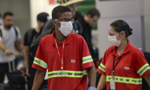 Updates on CCP Virus: Brazil's Capital Enters 2-week Lockdown