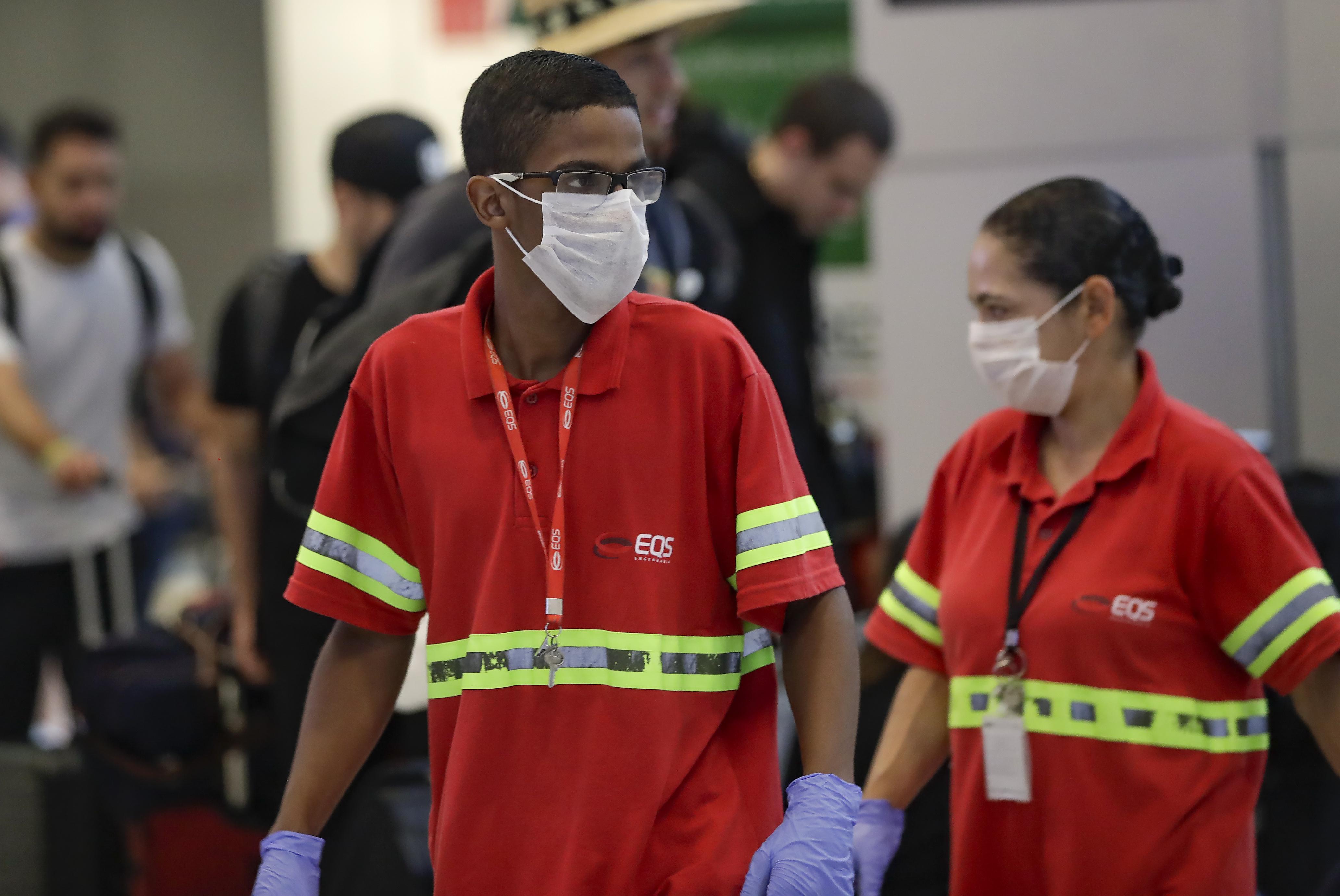 first case of virus in brazil