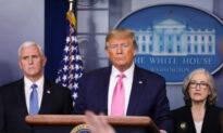 Trump: Coronavirus Risk to US Remains 'Very Low'