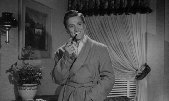 Film Review: 'A Letter to Three Wives' From 1949: Remembering Kirk Douglas