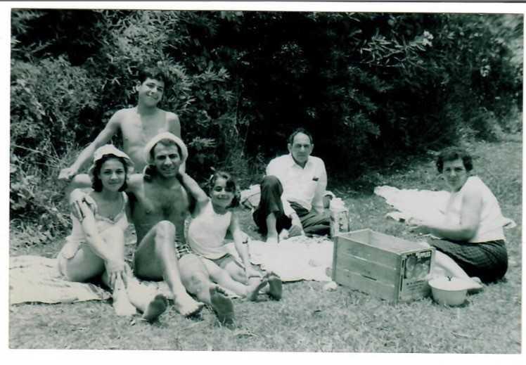 efrem harkham's family in sydney