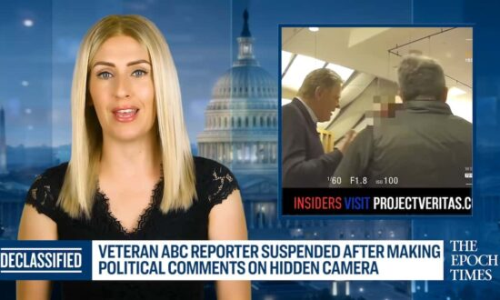 ABC Reporter Suspended After Making Political Comments on Hidden Camera