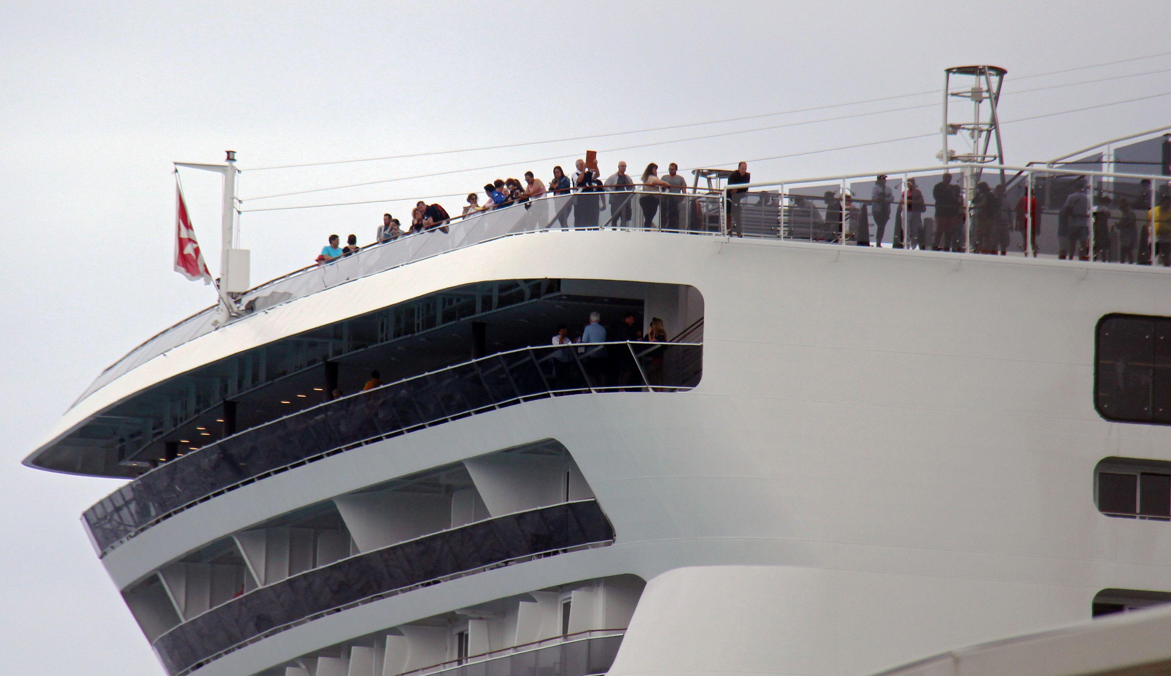 MSC Meraviglia cruise ship