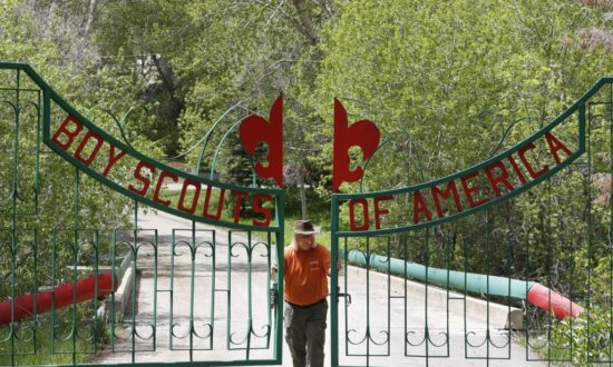 The Decline of the Boy Scouts but the Rise of Masculinity?