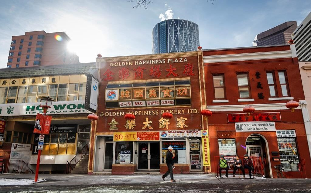 Drop in Business Across Canadian Chinatowns Due to Coronavirus