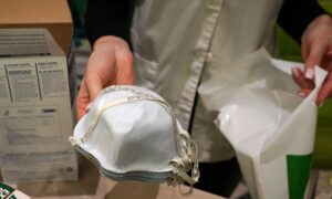 Pentagon Orders Machines That Can Disinfect 34 Million N95 Masks Weekly