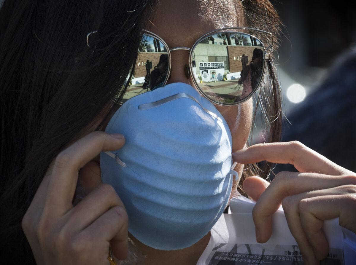coronavirus mask