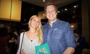 Couple Celebrate Engagement With 'Truly Beautiful' Shen Yun Performance